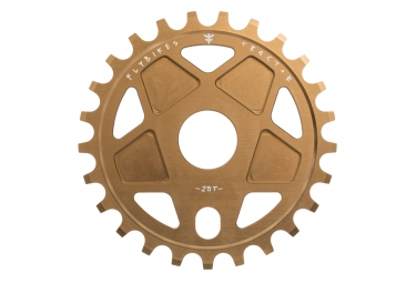 flybikes plateau tractor gold 25