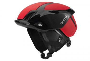 Casque Bollé THE ONE ROAD PREMIUM 2016 Rouge Carbon
