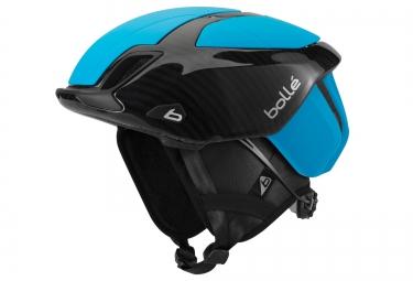 casque bolle the one road premium 2016 bleu carbon 58 62 cm