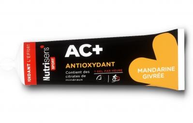 Nutrisens gel energetique ac mandarine givree 35g