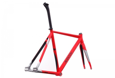 aventon 2016 kit cadre diamond team edition rouge 49 cm 145 160 cm