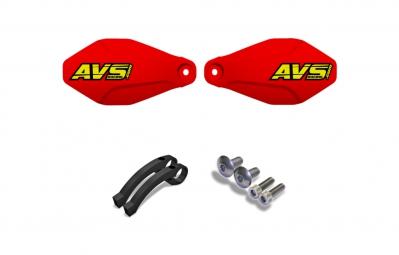 AVS Protege Mains BASIC Rouge