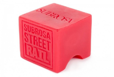 Subrosa Street Rail WAX Red