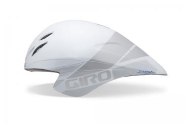 giro casque advantage blanc argent m 55 59 cm