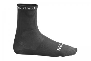 Fizik paire de chaussettes ete noir 36 40