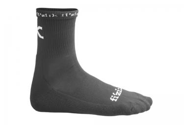 Fizik paire de chaussettes hiver noir 41 44