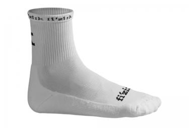 fizik paire de chaussettes hiver blanc 36 40