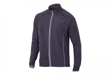 Xu2xu veste coupe vent hyoptik violet s