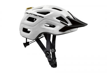 casque all mountain mavic crossride blanc s 51 56 cm