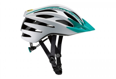 casque all mountain femme mavic crossride sl elite blanc l 57 61 cm