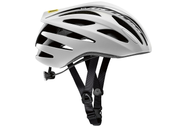 casque route mavic aksium elite 2016 blanc noir m 54 59 cm