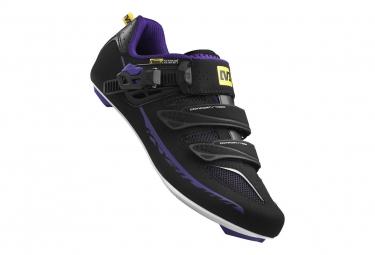 Chaussures Route Mavic Ksyrium elite 2015 Noir / Violet