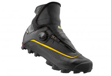 Chaussures VTT Mavic Crossmax SL Pro Thermo GORE-TEX Noir