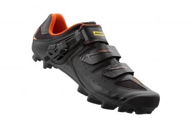 Chaussures VTT Mavic Crossride SL Elite 2016 Noir/Gris