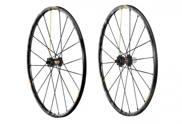 "Mavic Crossmax SL 27.5"" Wheelset - 15mm 12x142m"
