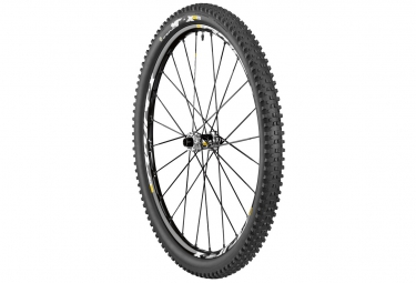 MAVIC Roue Avant CROSSMAX XL 26'' | Axes 15x100mm - 20x110mm | Pneu Quest 2.40'' Tubeless Ready