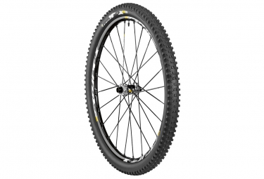 MAVIC 2015 Roue Avant CROSSMAX XL 27.5'' Lefty Supermax + Pneu Quest 27.5x2.40 Tubeless Ready