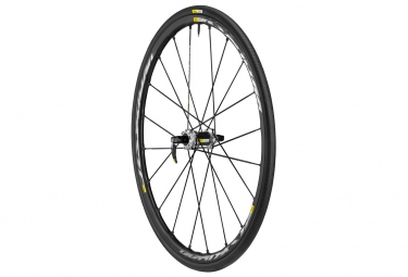 mavic roue avant ksyrium pro disc centerlock version shimano sram wts pneu yksion pr