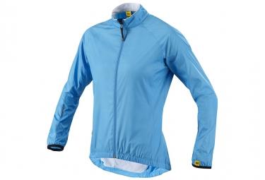 mavic 2015 veste cloud femme bleu xs