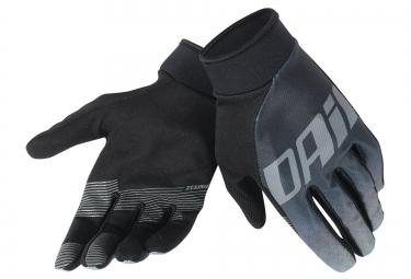 dainese paire de gants driftec noir gris xl