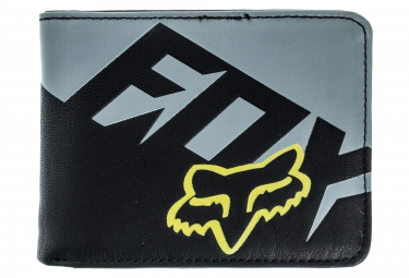 FOX Portefeuille RACER Gris Noir
