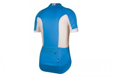 maillot manches courtes endura fs260 pro iii bleu xxl