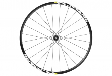 MAVIC 2016 Front Wheel Crossride FTS-X 6TR 27.5'' 15 mm