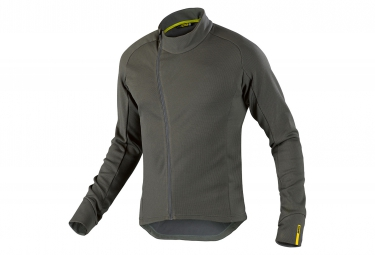 MAVIC 2016 Maillot Manches Longues Crossmax Ultimate Gris