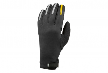 mavic paire de gants aksium thermo noir m