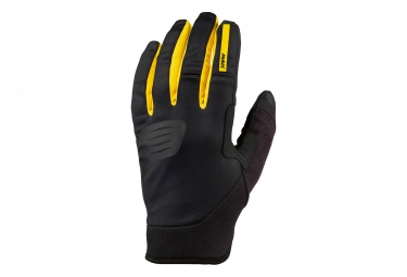 mavic paire de gants crossmax thermo noir s