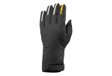 gants mavic ksyrium pro thermo noir l