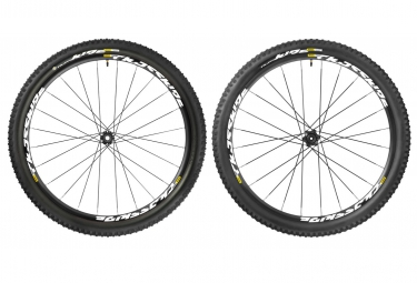 Mavic 2017 WTS WheelSet Crossride Light 29 | Boost 15x110mm | 12x148mm | Quest 2.25