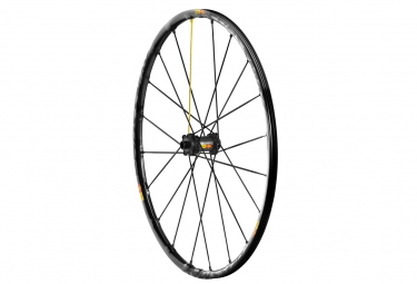 mavic roue avant crossmax sl 27 5 axe lefty supermax 6tr