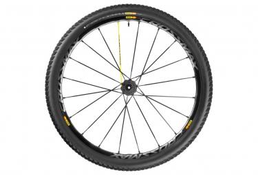 mavic 2016 roue arriere crossmax sl pro noir wts 27 5 axe 142x12mm 135x12mm 135 9mm qr corps de roue libre sram xd pneu crossmax pulse 2 10