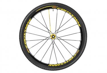 Mavic Crossmax SL 2016 PRO LTD WTS Front Wheel 27.5 '' 6TR 15mm