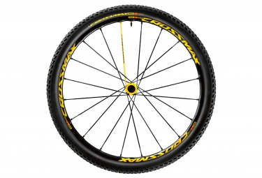 Mavic roue arriere crossmax sl pro ltd 27 5 wts axe 142x12mm 135x12mm 135x9mm qr off
