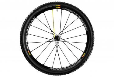 mavic 2016 roue arriere crossmax sl pro noir 27 5 wts axe 142x12mm 135x12mm 135x9mm qr offset cannondale pneu pulse 2 10