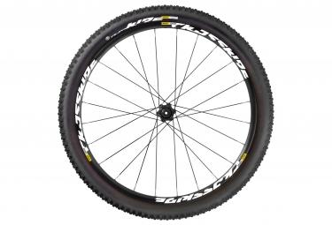 mavic roue arriere crossride ust 27 5 wts noir axe 142x12mm corps de roue libre shim