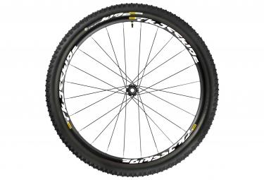 mavic roue avant crossride ust 27 5 wts axe 15x100mm pneu quest 2 40