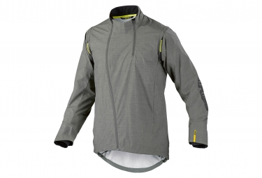mavic 2016 veste convertible crossmax ultimate gris s