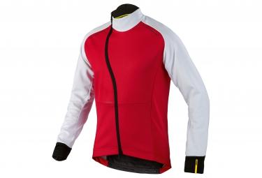 mavic 2016 veste cosmic pro wind rouge blanc s