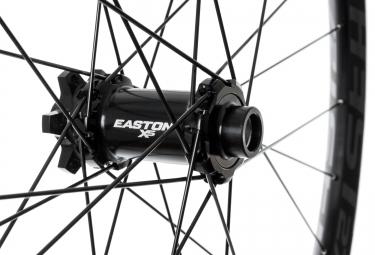 Roue Avant VTT Easton 29´´ Heist 30 Axe 9x100-15x100 Noir / Gris