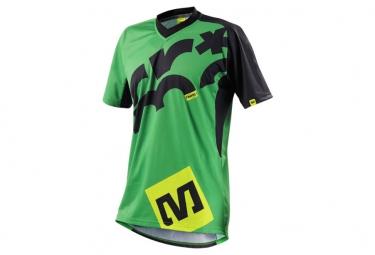 MAVIC Maillot Crossmax Vert/Noir