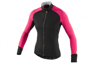 MAVIC Maillot Femme Manches longues ATHENA THERMO Noir