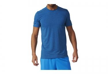 adidas maillot manches courtes climachill bleu xl