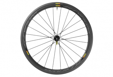 mavic roue arriere ksyrium pro carbone sl t disc center lock version shimano sram boyau yksion pro 25mm