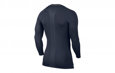 NIKE Maillot PRO COOL COMPRESSION Bleu Homme