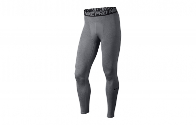 collant de compression nike pro gris homme m