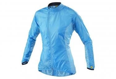 mavic veste femme cosmic pro bleu xs