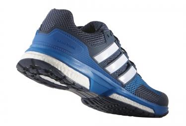 Chaussures de Running adidas running RESPONSE BOOST 2 Bleu / Blanc